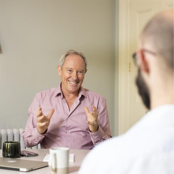Robin Kermode - Communication Coaching one-to-one